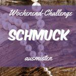 Wochenend-Challenge Schmuck