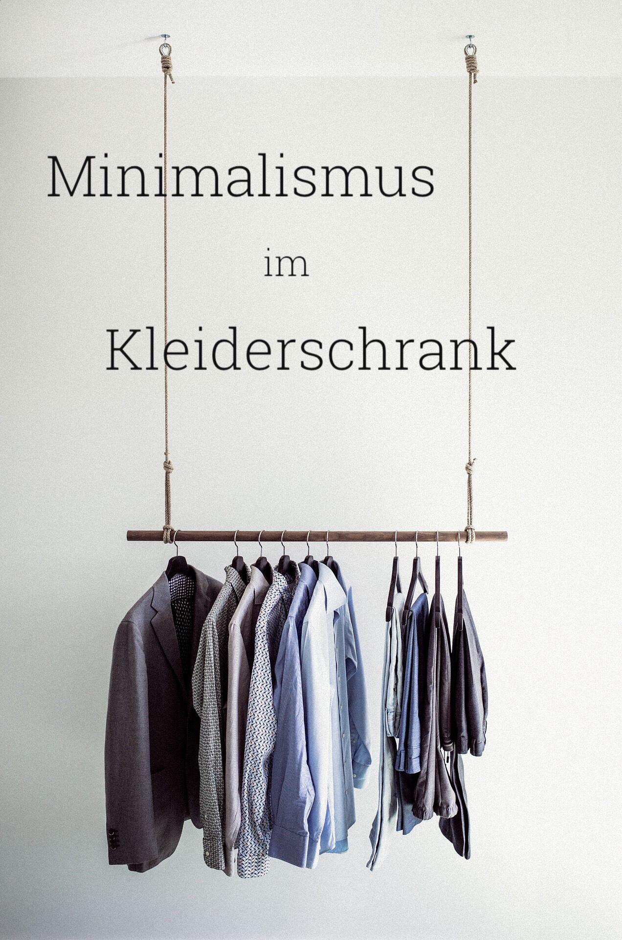09493228b Minimalismus im Kleiderschrank - Die Hausmutter